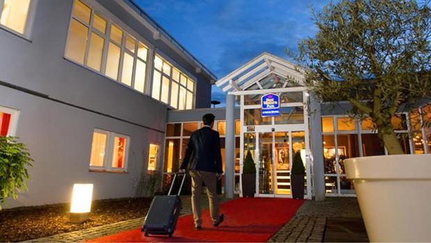BEST WESTERN Atrium Hotel
