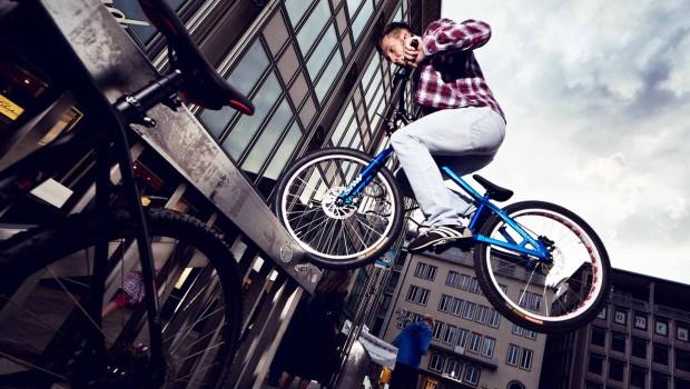 BMX im LEGOLAND Deutschland
