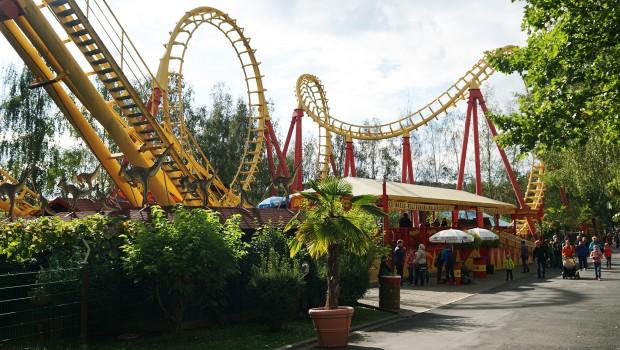 Boomerang im Freizeit-Land Geiselwind