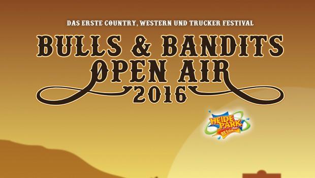 Bulls & Bandits Open Air 2016 im Heide Park