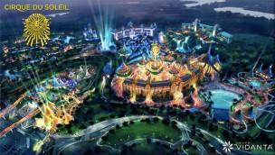 Cirque du Soleil Freizeitpark in Mexiko geplant – Update von der Baustelle
