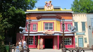 Club Psyke in Walibi Holland