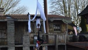 """""""Die Rache des Admirals"""" im Heide Park 2016"""