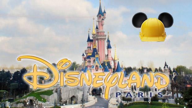 Disneyland Paris Renovierung
