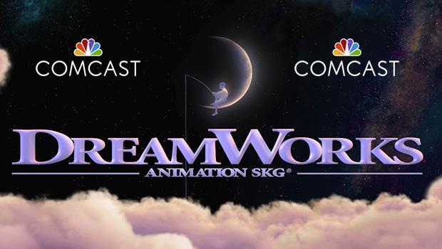 Comcast + DreamWorks Animation