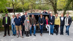 Inklusionsprojekt im Münchner Tierpark Hellabrunn nutzt regenerative Energie