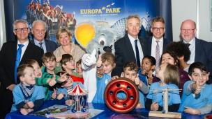 """Rückblick auf die 12. """"Science Days für Kinder"""" 2016 im Europa-Park"""
