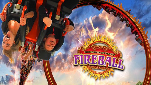Fireball Six Flags New England