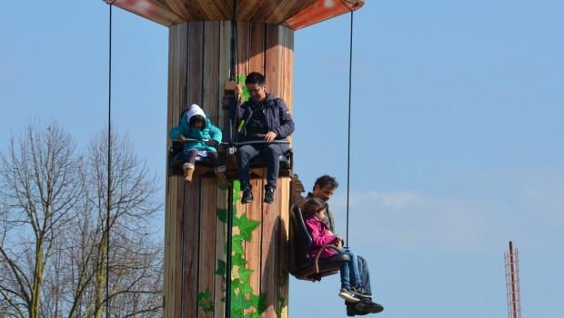 Freizeitpark Lochmühle - Tower
