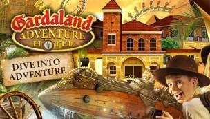 Gardaland Adventure Hotel Eröffnung