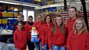 Girl's Day 2016 im LEGOLAND Deutschland: Sieben Mädchen blickte hinter die Kulissen des Freizeitparks