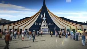 Heroic Land eröffnet im Frühjahr 2019 im französischen Calais: Dialog mit den Anwohnern bringt Details zu neuem Freizeitpark