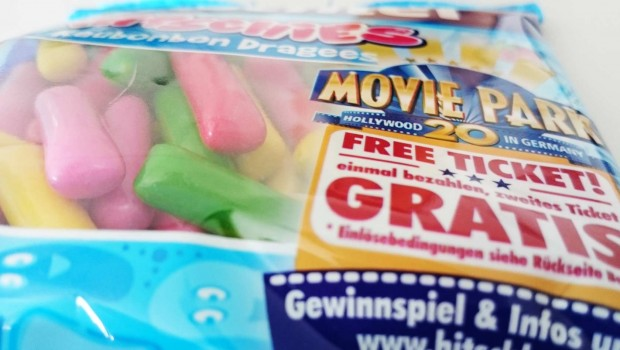 Hitschler - Movie Park Germany-Ticket gratis 2016