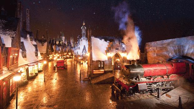 Hogsmeade Wizarding World of Harry Potter