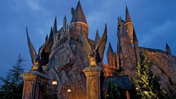 Hogwarts Wizarding World of Harry Potter
