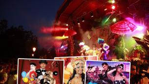 """Holiday Park kündigt neue Summernights-Themen für 2016 an: """"American"""" und """"Circus"""""""