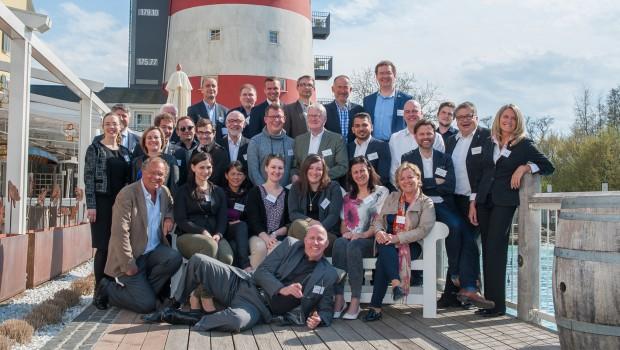 IAAPA-Mitglieder beim Digital Skills Network 2016 im Europa-Park