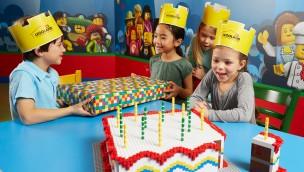 Geburtstag feiern im LEGOLAND Discovery Centre