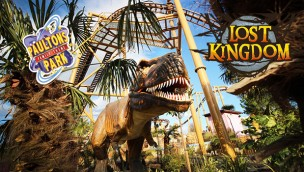 """""""Lost Kingdom""""-Themenbereich eröffnet am 17. Mai in Paultons Park – Neue Attraktionen 2016 in der Vorschau"""