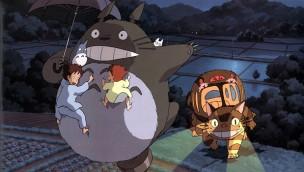 """So könnte eine """"Mein Nachbar Totoro""""-Attraktion aussehen: Disney-Designer zeigt Entwürfe"""