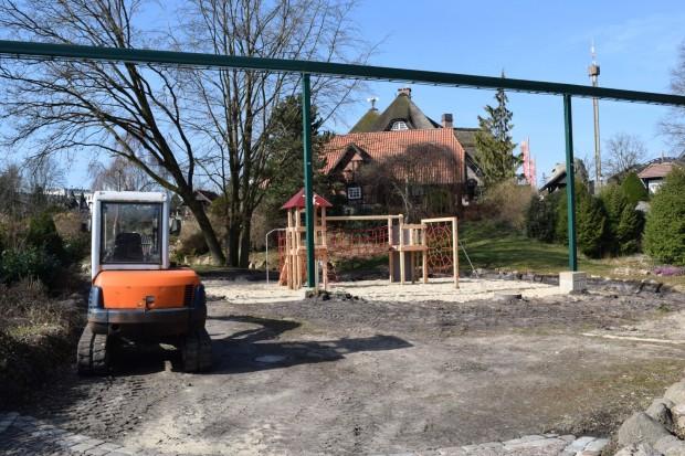 Neuer Piratenspielplatz im Heide Park 2016