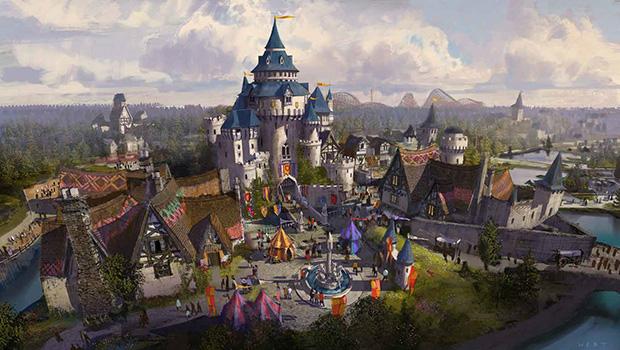 Paramount Artwork Schloss