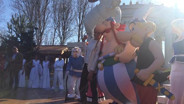 Parc Astérix Discobélix Eröffnung
