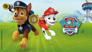 Paw Patrol laden ab 9. Juli 2016 zum Meet & Greet im Movie Park Germany ein