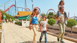 PortAventura Öffnungszeiten 2016 im Sommer extra lang: Bis Mitternacht den Freizeitpark in Barcelona erleben!