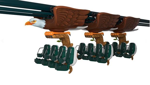 """""""Power Glider"""" Concept Art"""