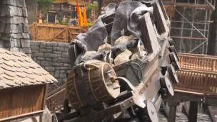 """Rückwärts durch """"Klugheim"""": Video von """"RAIK"""" gibt Eindruck der neuen Familien-Achterbahn im Phantasialand"""
