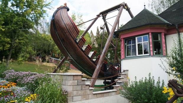 Schaukelschiff im Bayern Park