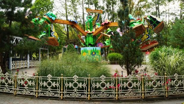 Schmetterlingstanz im Bayern-Park