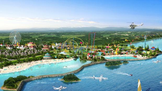 Six Flags China
