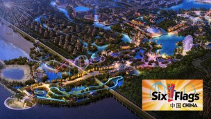 Der Six Flags-Thrill erreicht 2019 auch China