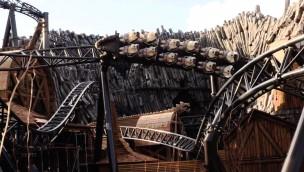 TARON im Phantasialand - Testfahrt durch Klugheim