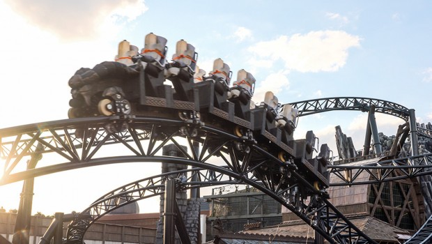 TARON im Phantasialand - Testfahrten-Video