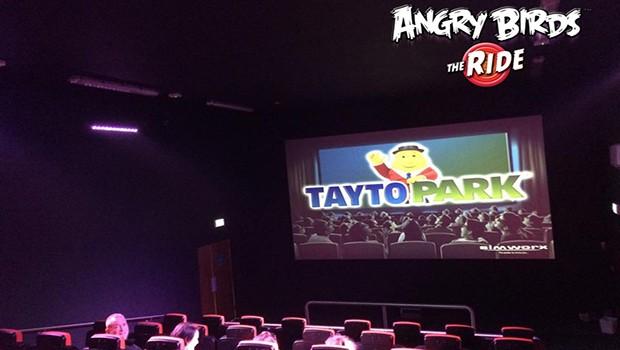 Tayto Park 5D Kino