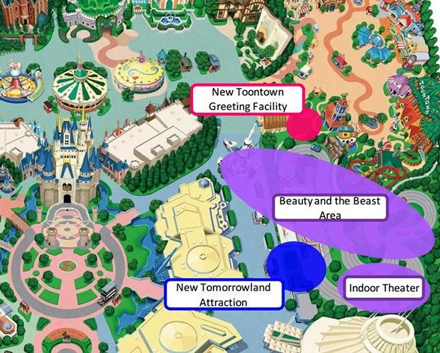 Tokyo Disneyland Pläne 2020