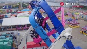 """Weltpremiere für irre Attraktion: """"TOURBILLON"""" von abc rides feierte Debüt in Hong Kong"""