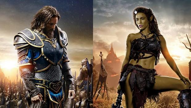Warcraft: THE BEGINNING Helden