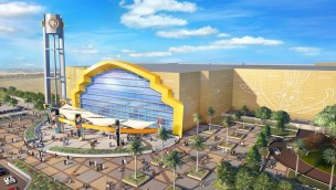 Warner Bros. Freizeitpark Abu Dhabi - Ankündigung