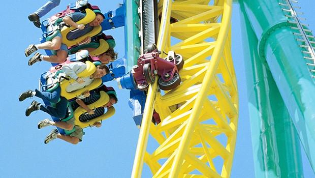 Wicked Twister Cedar Point