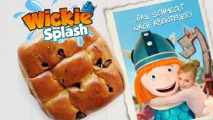"""""""Wickie-Splash""""-Brötchen von Bäcker Görtz bringen 2016 Rabatt bei Holiday Park"""