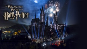 "Muggel erlaubt: ""Wizarding World of Harry Potter"" in den Universal Studios Hollywood eröffnet"