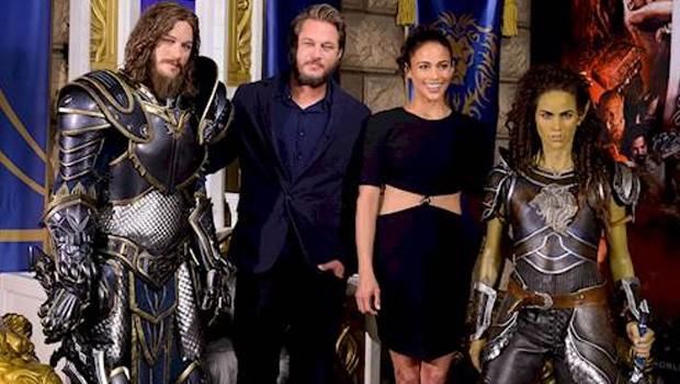 World of Warcraft-Figuren in Madame Tussauds Berlin