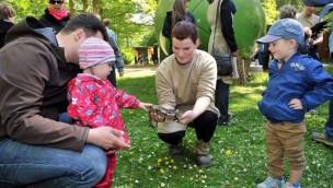 Zoo Rostock lädt am 1. Mai zum Frühlingsfest 2016 ein