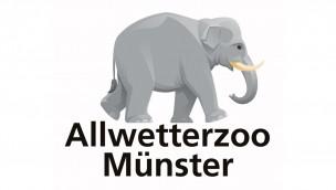Allwetterzoo Münster Logo
