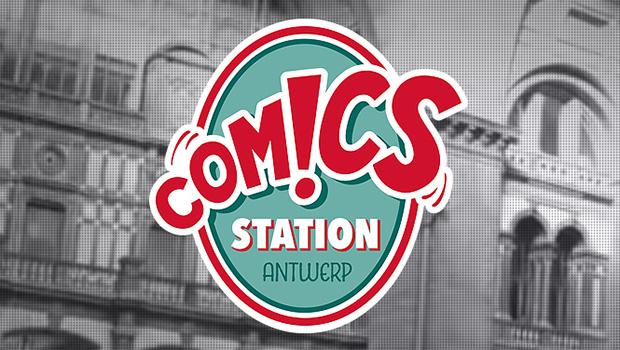 Comics Station Antwerpen Teaser