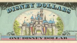 """Das Aus für die Disney-Währung: """"Disney Dollar"""" ab sofort eingestellt"""